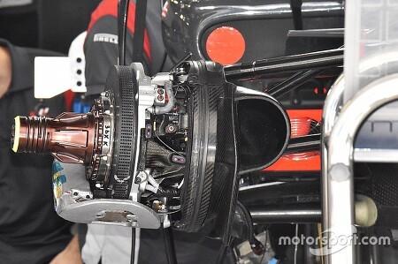 [2017 F1] 하스, 소치서 다시 카본 인더스트리 브레이크 평가 진행