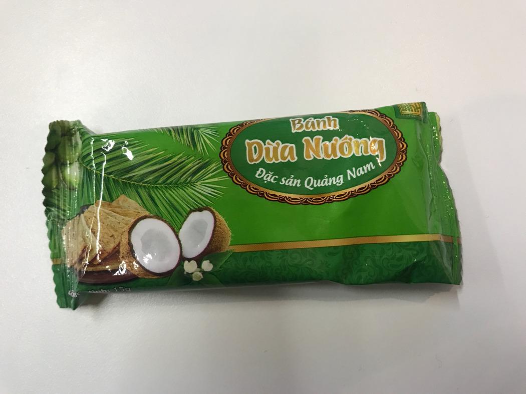 7월, 베트남 코코넛 과자