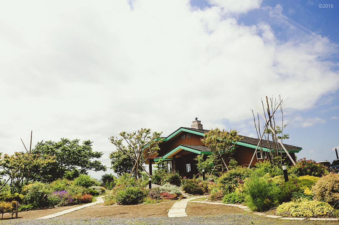 [아오모리 맛집] 풍경이 맛이 되는 곳 우미네 레스토랑