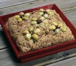 견과류 듬뿍 넣은 찹쌀 달콤밥, 약식