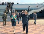 북한판 1st.레이디 '리설주' 커밍아웃!