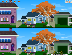틀린그림찾기 21 게임하기 (Find the Difference - 21) - 플래시게임: 플래시 퍼즐게임, 다른그림찾기