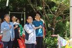 [170514] 박용진 의원, 삼양배드민턴클럽체육대회 참석