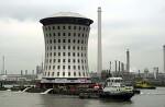 터미널 통제탑 I 사무동(Port Control Tower I Container Terminal Head Office) :: 주요항만시설 - 10