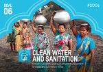 """제22호 - 지속가능발전목표(SDGs) 목표 6번 [ """"Clean Water and Sanitation. 건강한 물과 위생 환경을 지켜요"""" ]"""