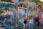 프라하 3, 존 레논은 모르는 존 레논의 벽