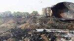 파키스탄서 유조차 화재 사망자 123명 이상