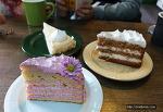 [제주 디저트 맛집, 티나케이크] 당근케이크와 크레페 케이크 :)