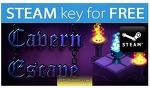 3/24 스팀무료게임 Cavern Escape 강월드 게임소식 (STEAM Key for FREE)