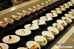 그랜드오스티엄 블리스 피로연 식당 리뷰 (3) 에피타이저, 후식, 디저트, 샐러드