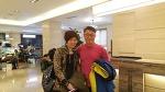 홍콩에서 온 그녀와 서울남산타워에