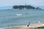 [태양의노래 タイヨウのうた 촬영지] 시치리가하마 (七里ヶ浜), 가마쿠라 (鎌倉) , 요코하마