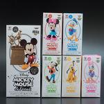 banpresto world collectable figures disney character story. 05 mickey mouse and friends / 반프레스토 월콜 디즈니 캐릭터 스토리 05. 미키 마우스와 친구들