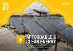 """제23호 - 지속가능발전목표(SDGs) 목표 7번 [""""Affordable and Clean Energy. 모두가 알맞게 접근할 수 있는 깨끗한 에너지""""]"""