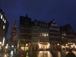 한붓 그리기 여행 - 프랑크푸르트, 유럽 여행 시작