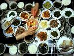 [한국] 전라도 먹방 투어- 가장맛난밥상은?