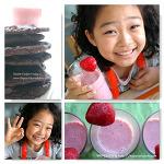 현아가 만드는 딸기 스무디와 초콜릿 쿠키Strawberry Banana Smoothie & Double Chocolate Cookie