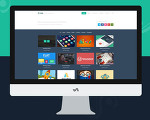 64개의 무료 포토샵 PSD 파일 - 그래픽, 목업, 명함, UI, 앱, 웹