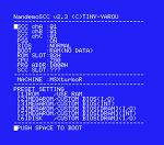 난데모SCC(NandemoSCC, 何でもSCC, 무엇이든지SCC) ver. 2.3 일본어 원문