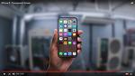아이폰8 새로운 컨셉 디자인…투명한 아이폰8 등장