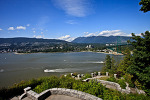 Prospect Point, Stanley Park - 캐나다 밴쿠버 여행