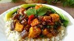 [초간단 레시피] 중국식 두부 가지 덮밥
