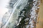 [선유도공원] 최강한파에 한강이 꽁꽁 #한강 유빙 # 선유도공원 겨울풍경 # 양화대교 # 성산대교 2018