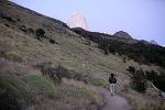 아내와 함께한 피츠로이 산행_al monte Fitz roy con mia moglie