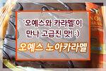 오예스 신상 노아 카라멜맛을 먹어 본 후기(리뷰) 카라멜의 고급진 맛~!!☆