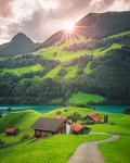 쿠마 세빅(Cuma Cevik)의 환상적인 풍경 사진
