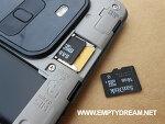 스마트폰 SD카드 교체와 SD로 앱 옮기기
