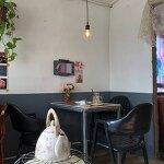 1박2일 제주도 월정리카페 분위기깡패 무늬