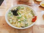 """만두가 맛있는 파주 금촌시장의 """"언칼국수"""""""
