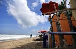 [인도네시아 / 발리 / 스미냑 해변] 발리 - 스미냑 해변 # 인도양 # 코코넛 # 헤나 2017 (다섯째날)