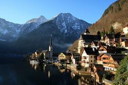 할슈타트의 겨울 그리고 봄, 여름- 오스트리아 로멘틱 가도의 하이라이트