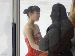 주니어 그랑프리 2차 직관기 (5) 여자 프리 공식 연습