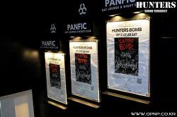 2012. 07. 28. Sat. HUNTERS BOMB @ Club Panfic