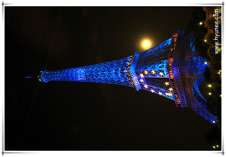 달과 별 그리고 에펠탑