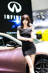 2016 부산모터쇼 인피니티의 홍지연 님 (2-PICS)