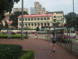 [버락킴의 홍콩 여행기] 14. 침사추이에서의 아침 산책