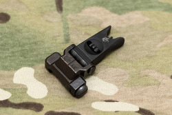 [Iron sight] Knight's armament micro front flip up sight.