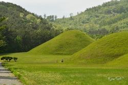 경주여행]피라미드보다 아름답고 웅장한 태종무열왕릉과 서악동 고분군