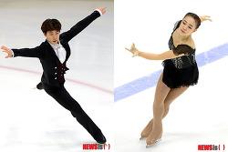 3일차 - 박소연, 이준형 우승 (남여 시니어), 아댄 프리