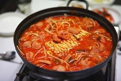 대전 중동 인쇄골목의 숨은 맛집, 대원칼국수