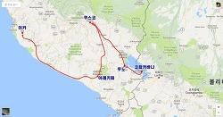 [여행루트] 코파카바나 → 푸노 → 쿠스코 → 아레키파 → 이카