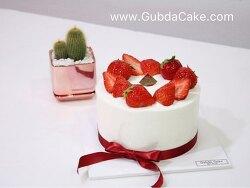성동구 케이크 공방 [굽다케이크] 수제 주문용 케익 맛있는 딸기생크림케이크