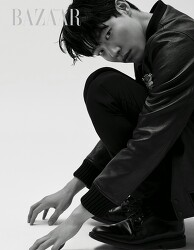 류준열의 B & Behind | Harper's BAZAAR Korea