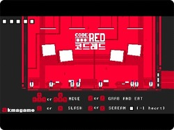 괴물실험체게임 - 코드레드