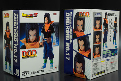 megahouse dimension of dragon ball z android 17 / 메가하우스 d.o.d 인조인간 17호