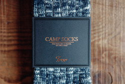 TRVR CAMP SOCKS